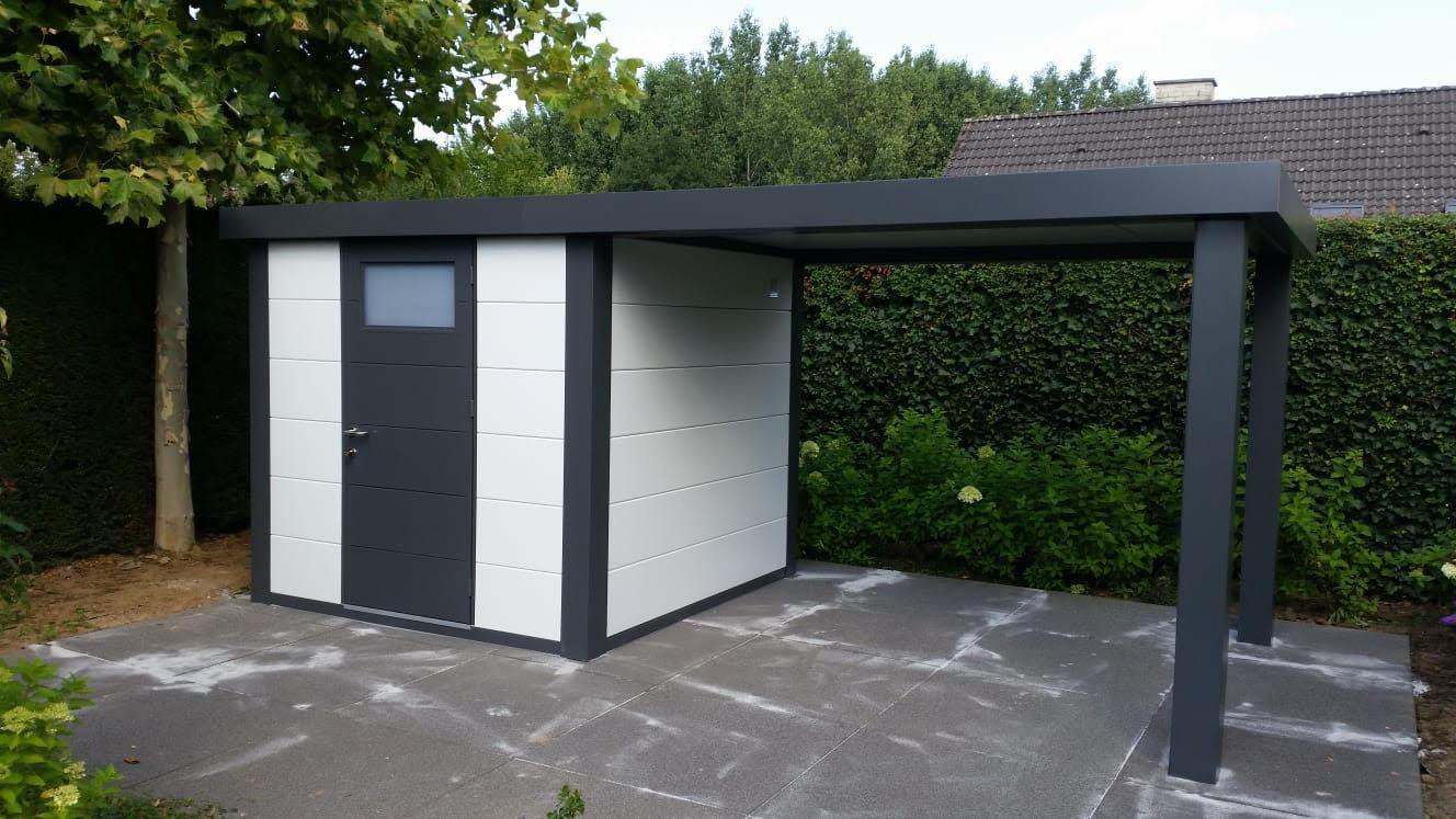 Telluria inovativni model vrtnih kućica i garaža